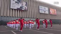 2015最新快乐舞步健身操  济南梦之队翻拍南梦5 6精编_标清