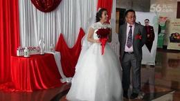 克烈女儿婚礼电子相册