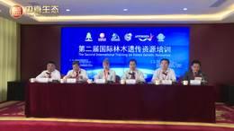 国家林木种质资源平台负责人郑勇奇