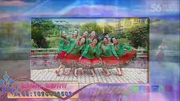 水上漂广场舞 等爱的姑娘 制作;杨柳青青