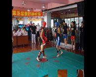 吉林市武术比赛闭幕式