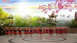 上海阿英广场舞 大街小巷都听我的歌 演示: 团队姐妹们