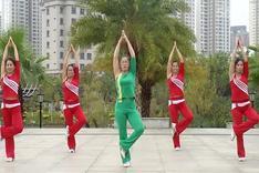 含香有氧健身操    舞动活力1