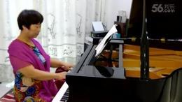 钢琴曲信天游