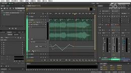 AU CC教程7.1 剪辑音量 vs 时间线音量