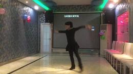 高老师跳的舞蹈