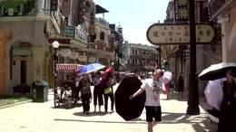 004横店二日游系列之四—广州街·香港街