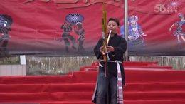 2017年大方县牛场乡花坡节表演节目之十六——欢乐苗家