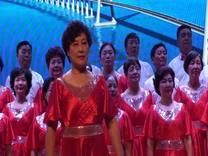 00519大合唱  我爱你中国  海宁老年大学合唱队。