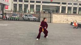 武当三十六式太极剑 演练陈庆琳