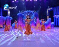 鹤壁市爱俪雅国际东方舞参加河南电视台我的梦中国梦电视才艺大赛