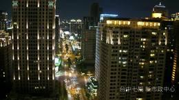 台灣都市夜景