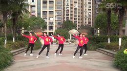 安庆方中广场舞  谢谢你朋友