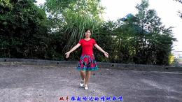 满天星广场舞《草原中国心》编舞:云裳