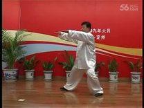 庞大明杨式简化(13势)太极拳