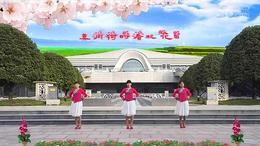 湖南君悦广场舞《桃花美桃花开》编舞:无边 瓦瓦