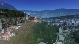 Aerial Footage of Wellington, New Zealand