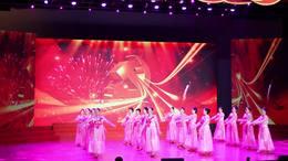 仙林街道纪念建党97周年党员群众大会舞蹈《不忘初心》