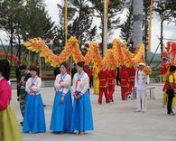 中国延吉梨花节