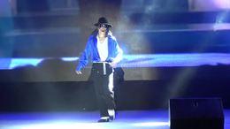 天堂里的偶像 迈克尔杰克逊国内模仿者敏敏