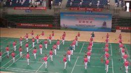 柔力球(共园中国梦)   汝州市柔力球协会展演