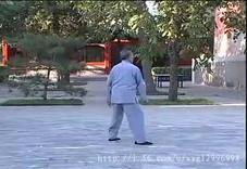 陈式心意混元46式炮锤 教学(上)冯志强