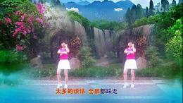 103上海阿英广场舞《踩踩踩》编舞:凤凰六哥 制作 演示:阿英
