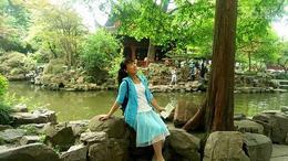 安源红子玉视频相册之二《上海之行》