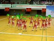 深圳市民泰老协秧歌队表演 四套秧歌