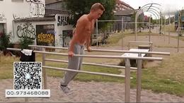 16岁小伙儿坚持锻炼一年的变化!太励志了!