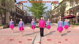 广西廖弟健身舞《寸草心》音乐制作:红星舞曲