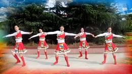 天姿广场舞2015年32期《我想回拉萨》