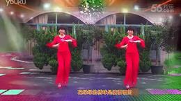 107上海阿英广场舞《抛绣球》编舞:刘荣 视频制作 演示:阿英