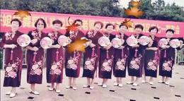 广场舞:《太阳》-  杭州留下和家园花样年华舞蹈队