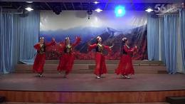 新疆舞蹈;一杯美酒