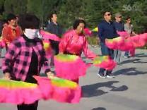 随拍群众文体活动 东北大秧歌3