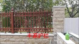 别墅护栏哪种材质好