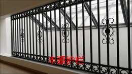 铝艺楼梯护栏多少钱