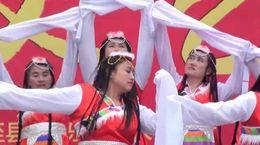 舞蹈《索玛》 东山镇表演队