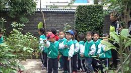 勐勐幼儿园小一班2018春游