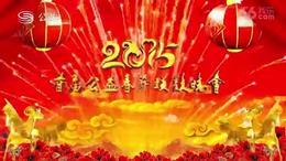 首届公益春晚精彩节目《颂国韵》
