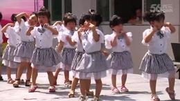012小二班:舞蹈《不上你的当》
