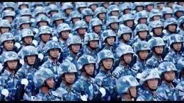大阅兵!致敬中国人民解放军