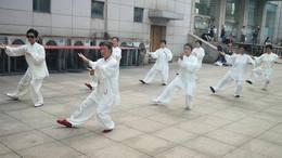 练习42式太极拳