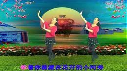池美广场舞世外桃源编舞《月亮女神》