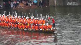 2017端午节 益阳兰溪龙舟赛