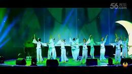 古筝与舞蹈《青花映梦》12人演出,深圳凤凰歌舞团