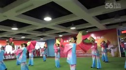 木兰拳(太原市)     舞蹈:荷花舞