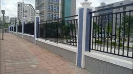南山铁艺护栏
