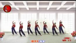 上海応粉徐汇滨江舞蹈队《思慕》编舞:応子